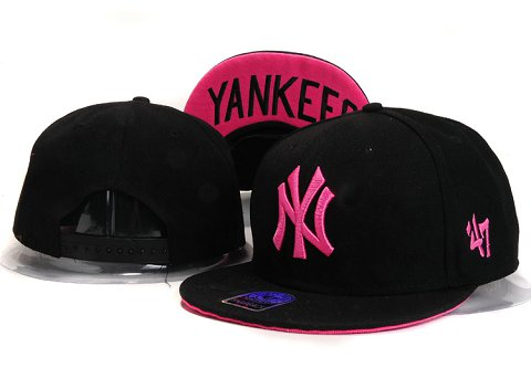New York Yankees MLB Snapback Hat YX149